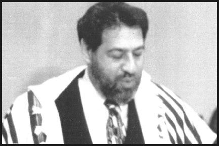 Rabbi Nathan W Langar